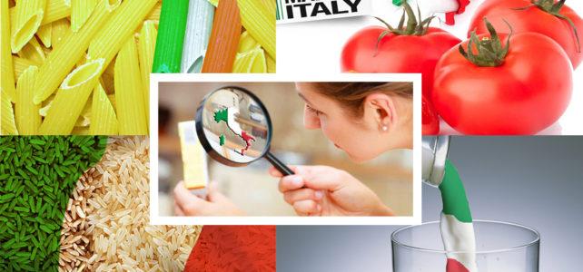 Origine dell'Ingrediente Primario in Etichetta